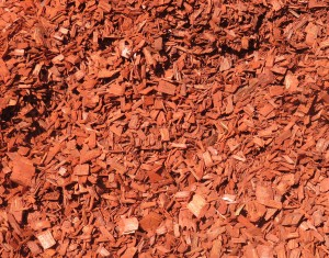Red Woodchips (dyed) 2