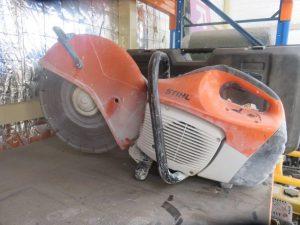 demolition saw hire Rockingham